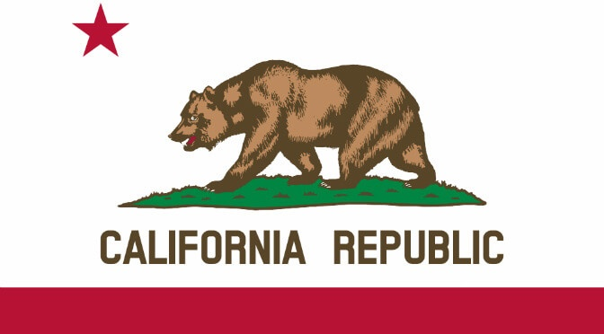 Hard Money Lenders California Flag