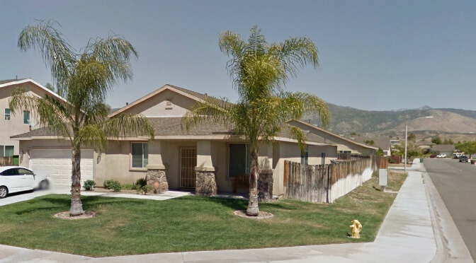 Hemet California Hard Money Refinance Loan