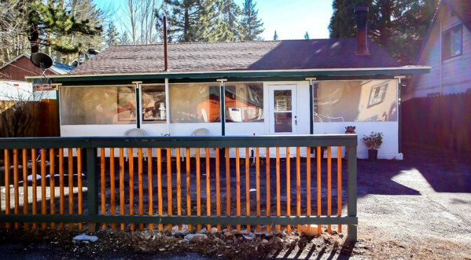 Big Bear Investment Property Loan