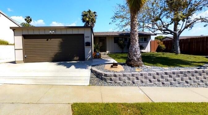 San Diego (Serra Mesa) Hard Money Cash Out Refinance Loan