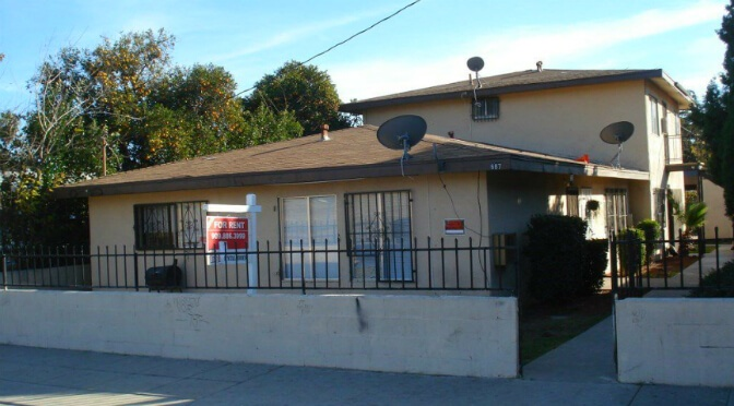 San Bernardino Multi-Family Purchase Loan